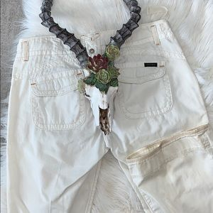 Sanctuary // Anthropologie Relaxed Fit Beach Pant
